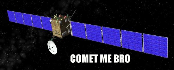comet me bro