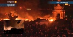 Kiev Is Burning. This Is Happening Right Now. Livestream Of The SceneHere.
