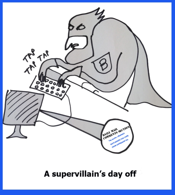 supervillain day off